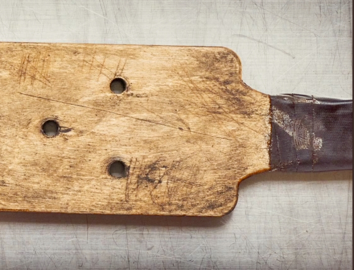 used paddle holes (5)