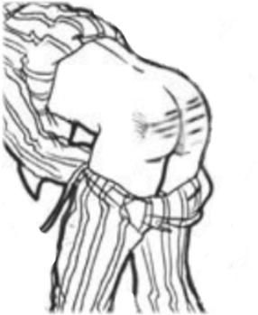 z used cane marks pyjamas (2)