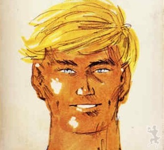 z used drawing face blond Greenleaf Classic (3)