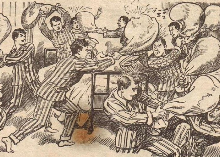 z used drawing pyjamas pillow fight Mag (1)