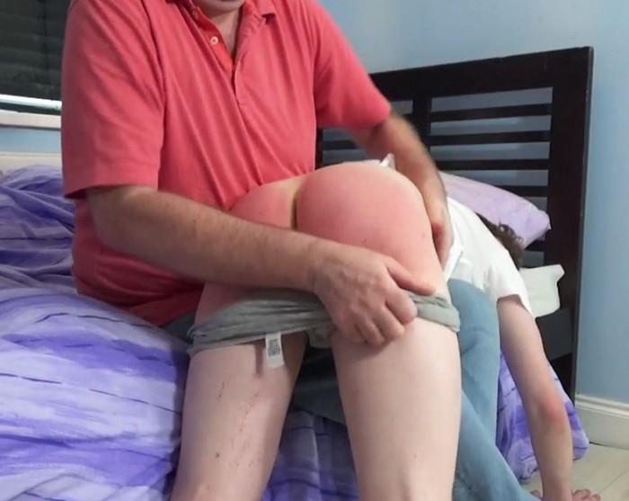 Que cosa spank my ass straight men her
