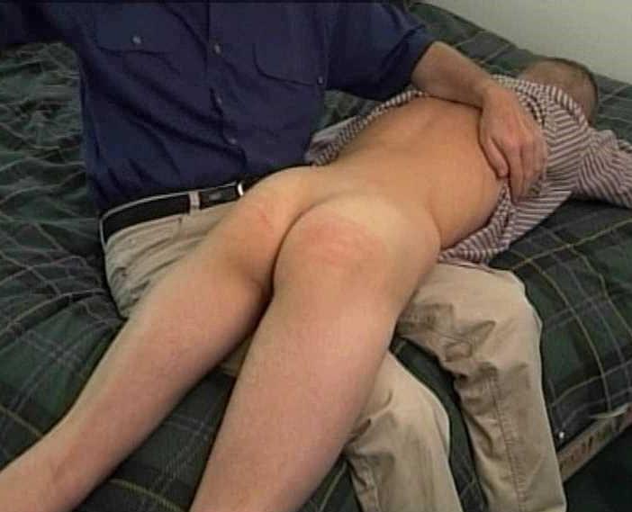 Hard core gay spanking clips