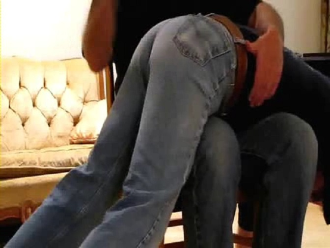 z used otk jeans chair (52a)