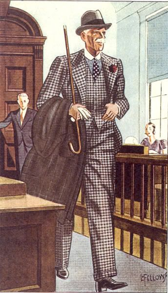 z used suit walking stick office by L Fellows (36)